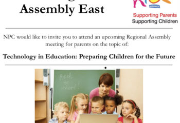 Free Talk from National Parents Council regarding Technology In Education: Preparing Children for the Future