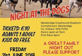 Dogs Night Flyer