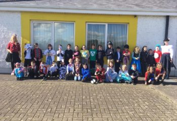 World Book Day 2020 3rd Class